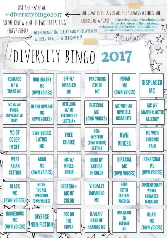 diversitybingo